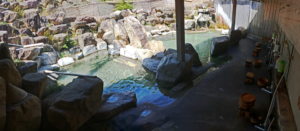中房温泉 湯原の湯 妙見の湯&古事記の湯