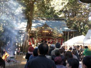 流山大宮神社